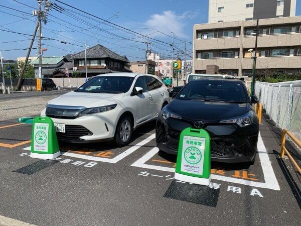 カーシェア口コミ評判